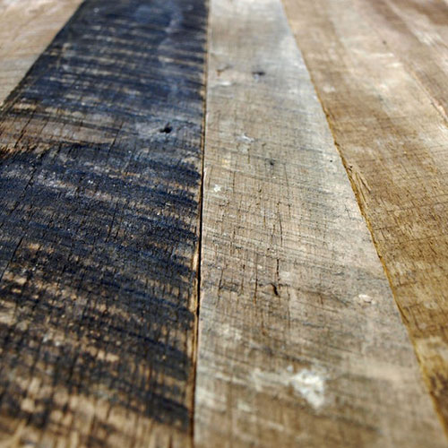 American Chestnut Reclaimed Barn-Wood