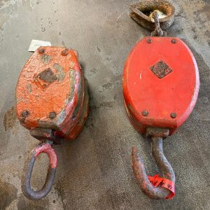 Instock Pulley