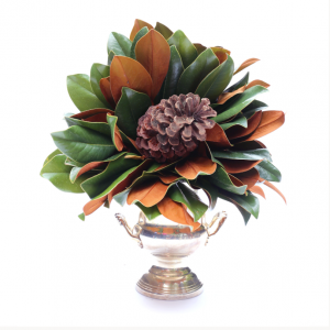 Brown Velvet Longleaf Bouquet