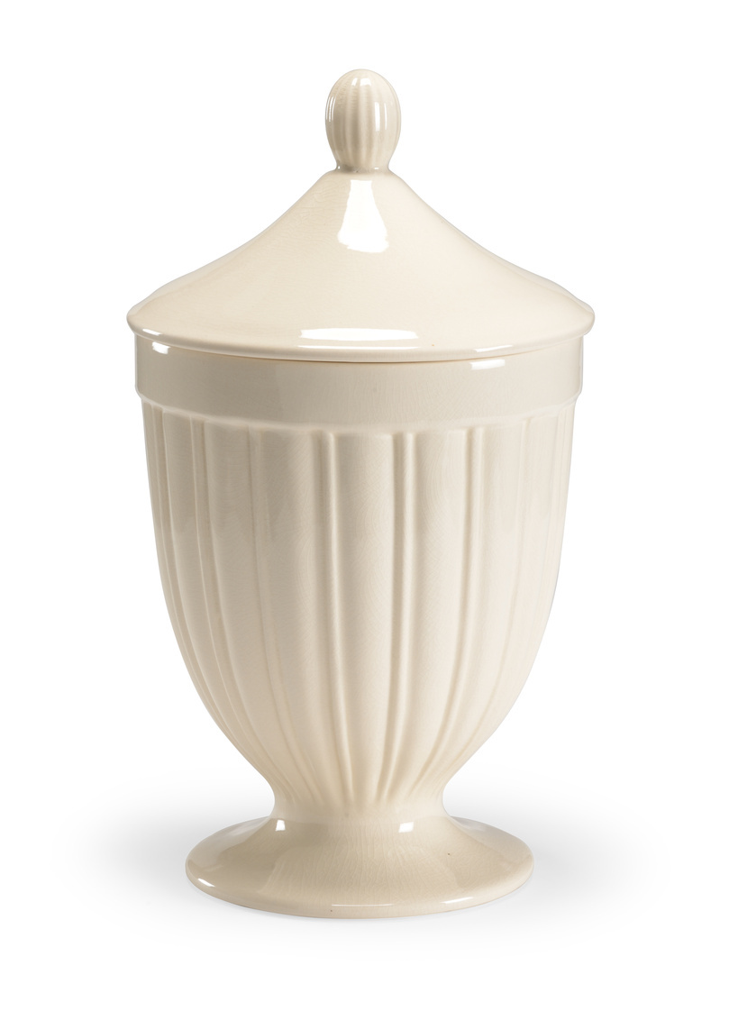 Lexington Cream Vase